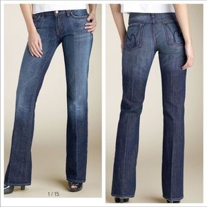 Citizens of Humanity Dita Petite Bootcut Jeans 29P